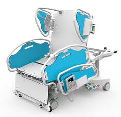 bariatric bed xc5010