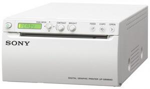 Sony UP-D898MD: Kompakter A6-Schwarzweiß-Digital-Thermodrucker für den medizinischen Bereich