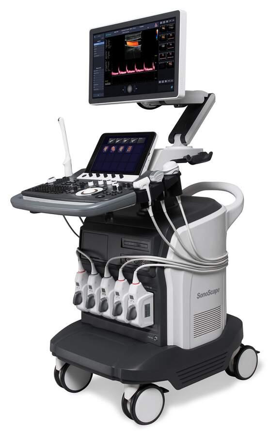 Стационарный сканер УЗИ от SonoScape - точная диагностика и минимум врачебных ошибок